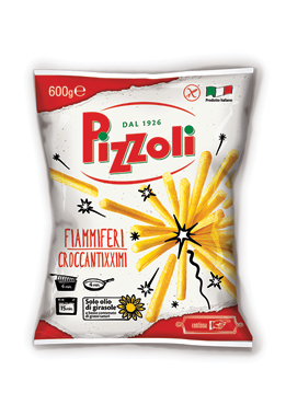 Patate We Love extrafini Pizzoli 600 g