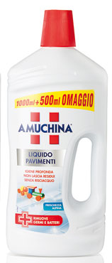 Amuchina liquido pavimenti 1,5 l