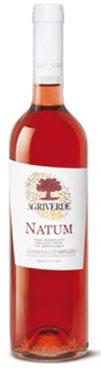 Linea vini DOC/IGP Biovegan Natum Agriverde 75 cl