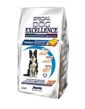 Crocchette Speciak Dog Excellence vari tipi Monge 3 kg