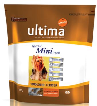 Crocchette cane Ultima linea mini vari tipi 800 g