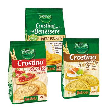 Crostini Buitoni vari tipi 300/275 g
