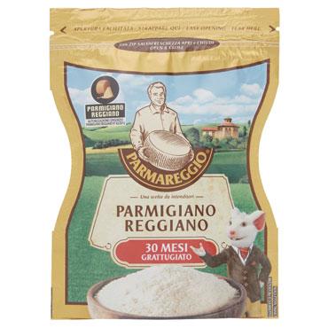 Parmigiano grattugiato 30 mesi Parmareggio 60 g