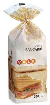 PAN CARRE'20 FETTE GR330 VALE