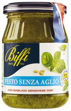 Pesto genovese Biffi vari tipi 190 g