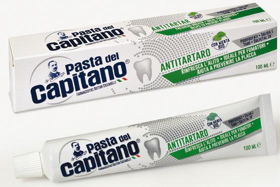Dentifrici Pasta del capitano vari tipi 100 ml