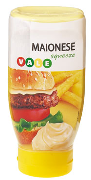 MAIONESE SQUEEZE ML260 VALE