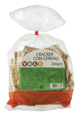 CRACKER CEREALI GR200 VALE