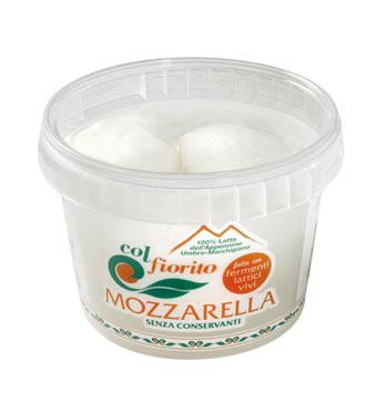 Mozzarela in barattolo Colfiorito 3 x 100 g