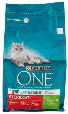 Crocchette gatto Purina One vari gusti 1,5 kg