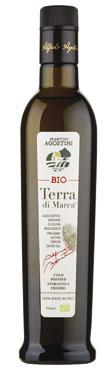 Olio Evo bio 100% Italia Terra di marca 0.5 l