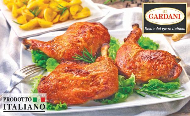 Coscia di pollo al forno Gardani al kg