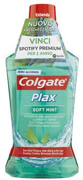Colluttorio Plax Colgate 500 ml