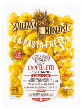 Pasta fresca ripiena vari tipi Mosconi 250 g