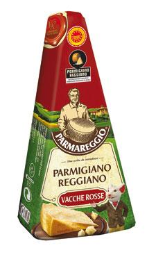 Parmigiano Reggiano DOP 24 mesi Vacche Rosse 250 g