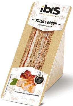 Sandwich gourmet gusti vari Ibis 150/160/170 g