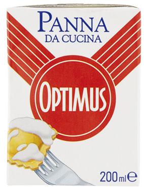 Panna da cucina Optimus 200 ml