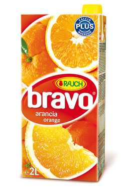 Succhi Bravo brik vari gusti 2 l