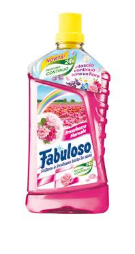 Fabuloso detergente varie profumazioni 1l