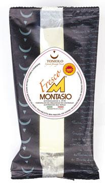 Montasio Dop fresco Toniolo 250 g