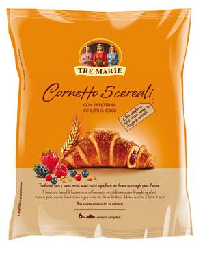 Croissant Tre Marie cereali frutti bosco x 6 390 g