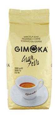 Caffe' in grani Gimoka 1 kg