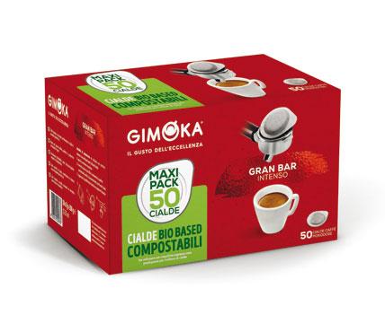 Cialde Gimoka x50 350 g