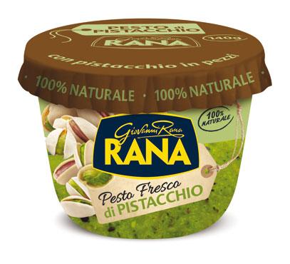 Pesto fresco di pistacchio Rana 140 g