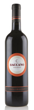 Rosso Toscana IGT Baccano 75 cl