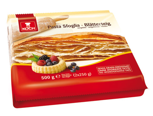 Pasta sfoglia Koch 500 g