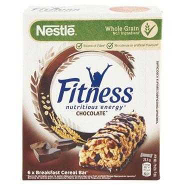 Barrette Fitness Nestle' vari gusti 6 x 23,5 g