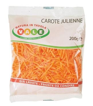 CAROTE JULIENNE VALE 200g