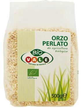 ORZO PERLATO BIO VALE 500g
