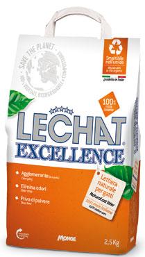Lettiera Lechat Excellance 2,5 kg