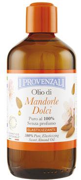 Olio alle mandorle dolci I Provenzali 250 ml