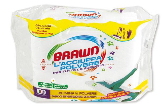 Panni catturapolvere Brawn 14 pezzi
