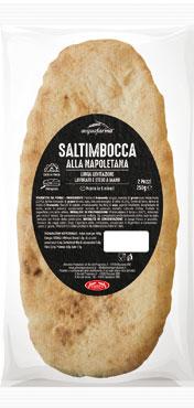 Saltimbocca ovale x 2 250 g