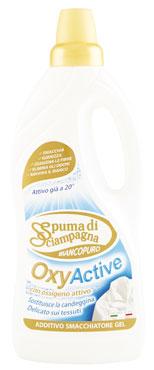 Biancopuro liquido sbiancante Spuma di Sciampagna 1 l