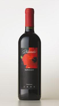 Vino Novello IGT November Poletti 75 cl