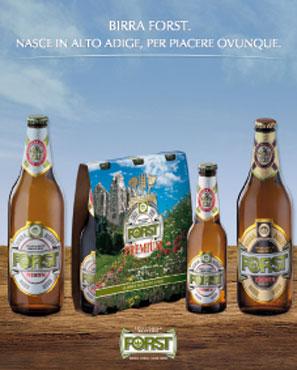 Birra Forst Premium btg 3 x 33 cl