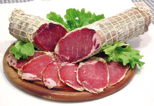 Lonzino stagionato Costantini/Ciriaci al kg