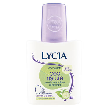 Deodoranti Vapo Lycia varie profumazioni 75 ml