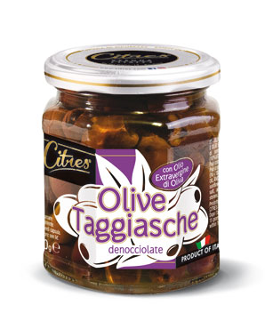 Olive Taggiasche denocciolate Citres 200 g