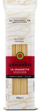 Pasta di Semola Armando vari formati 500 g
